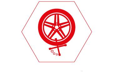 Autoværksted ikon