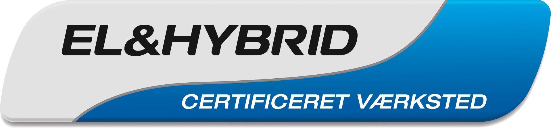 Autogaarden herning er el og hybrid certificeret værksted
