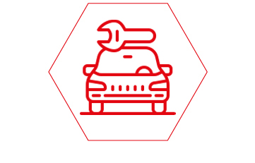 Vi laver service og reparation på alle bilmærker og modeller